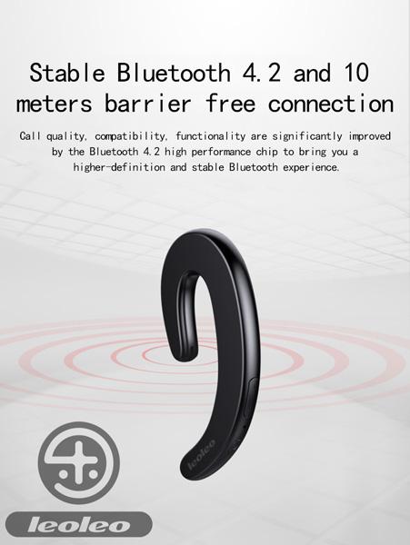 Tai nghe Bluetooth LeoLeo 07 hình 4