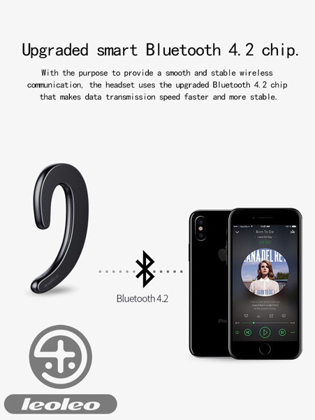 Tai nghe Bluetooth LeoLeo 07 hình 2