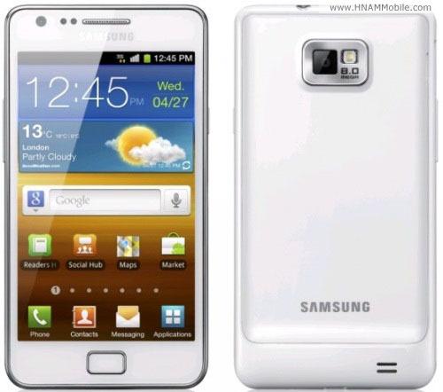 SAMSUNG Galaxy S II i9100G 16Gb hình 0