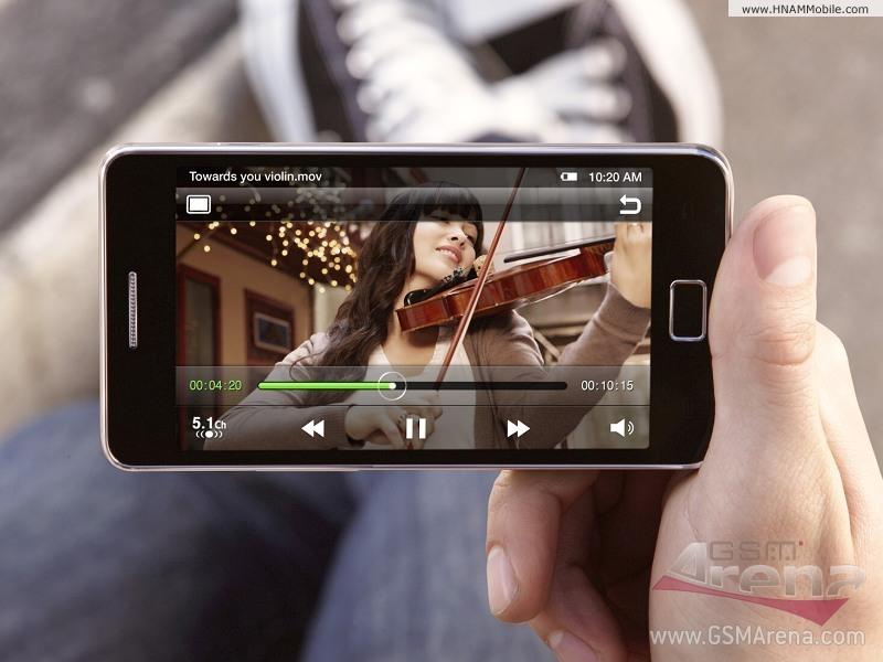 SAMSUNG Galaxy S II i9100G 16Gb hình 2