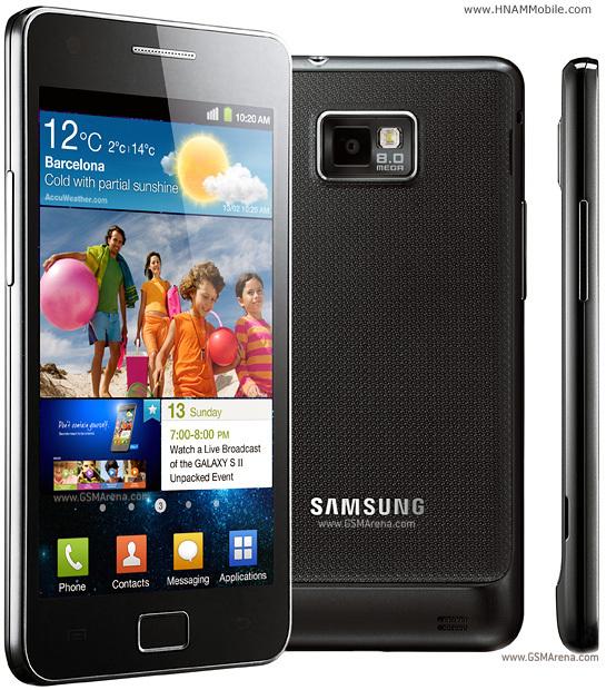 SAMSUNG Galaxy S II i9100G 16Gb hình 1
