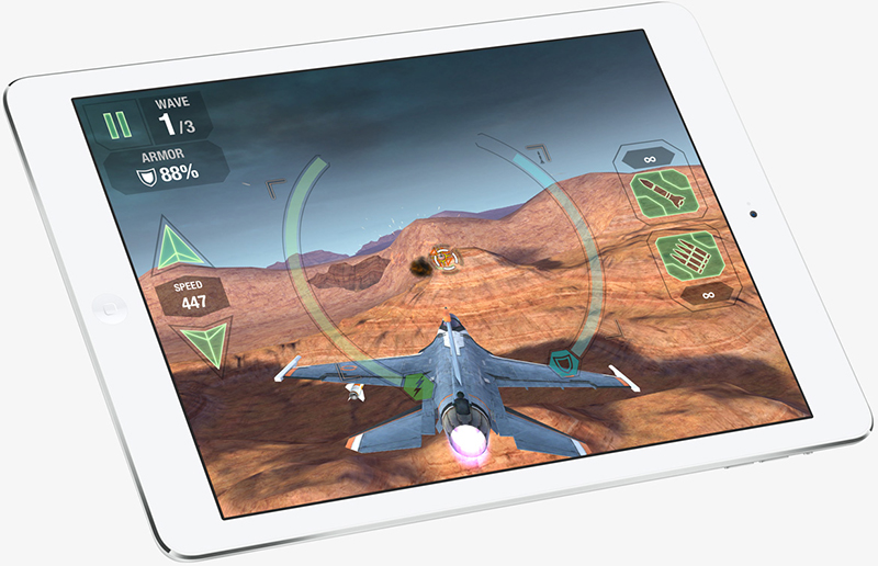 Apple iPad Air Cellular 16Gb cũ 99% hình 5
