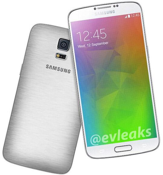 Samsung Galaxy F hình 0
