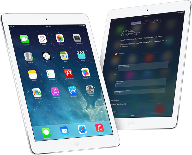 Apple iPad Air Cellular 16Gb cũ 99% hình 3
