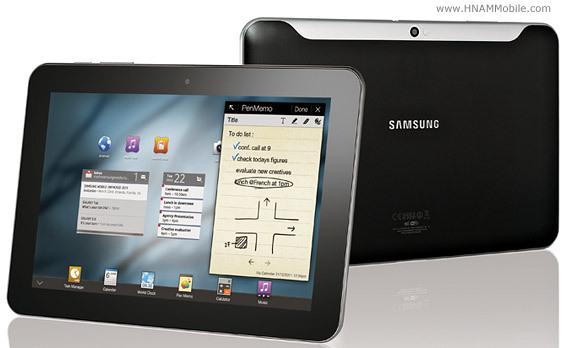 SAMSUNG P7300 Galaxy Tab 8.9 16Gb (cty) hình 0