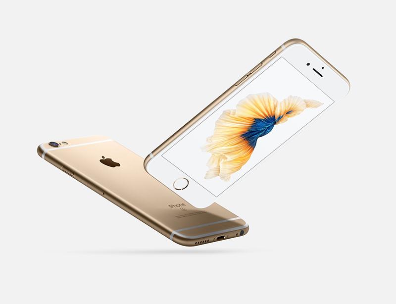 Apple iPhone 6S 16Gb cũ 99% hình 3