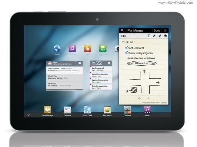 SAMSUNG P7300 Galaxy Tab 8.9 16Gb (cty) hình 2