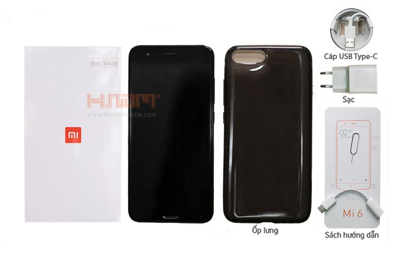 Xiaomi Mi 6 64GB Ram 6GB hình sản phẩm 1