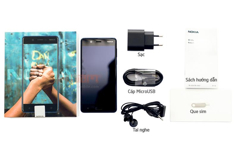 Nokia 5 hình sản phẩm 0