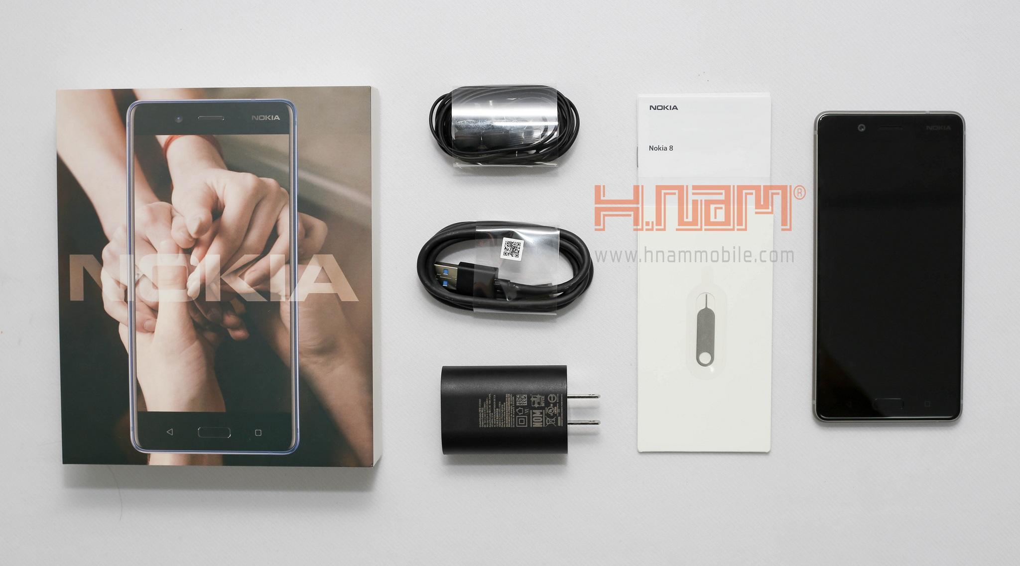Nokia 8 hình sản phẩm 0