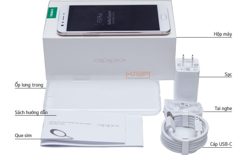 Oppo F3 Plus hình sản phẩm 0