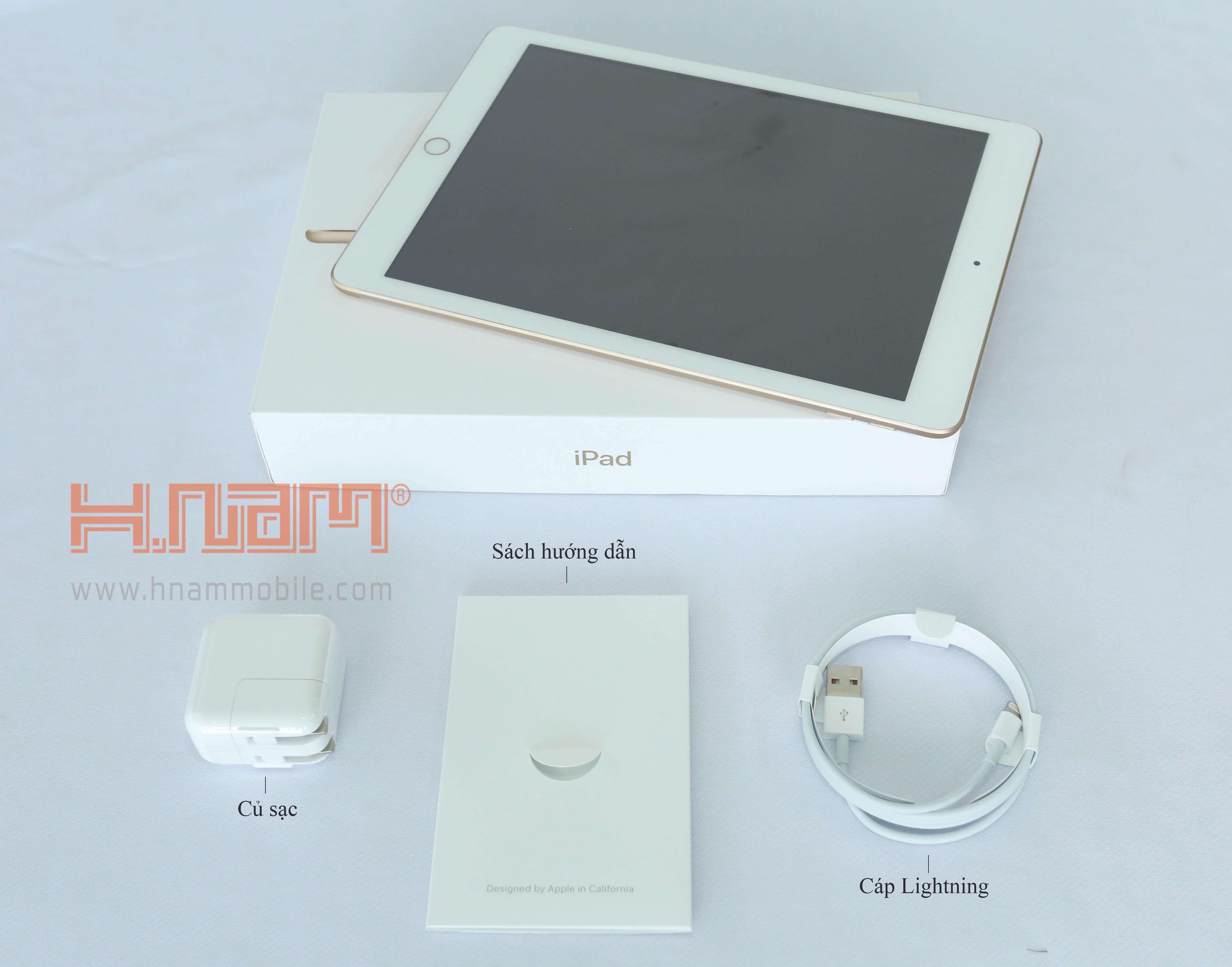 Apple iPad Gen 5 (2017) Cellular 128Gb hình sản phẩm 0