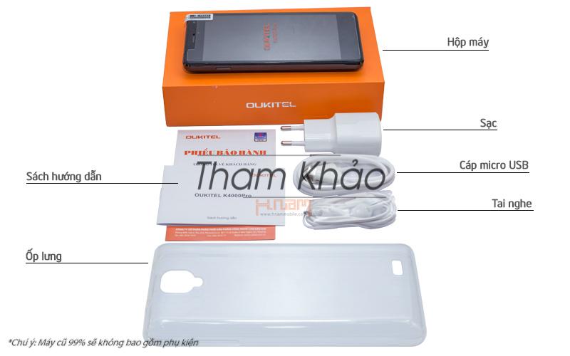 Oukitel K4000 Pro hình sản phẩm 0