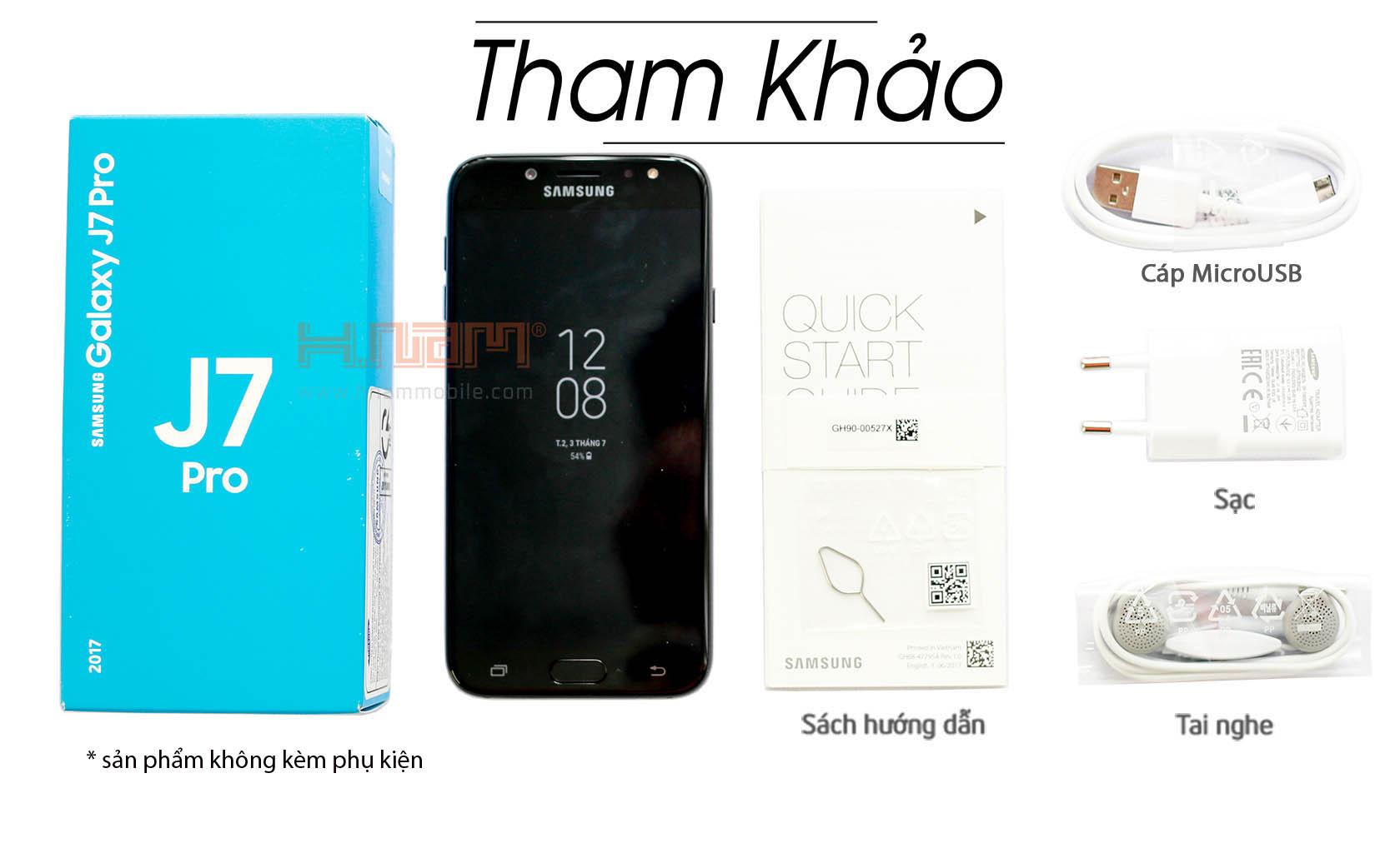 Samsung Galaxy J7 Pro hình sản phẩm 0