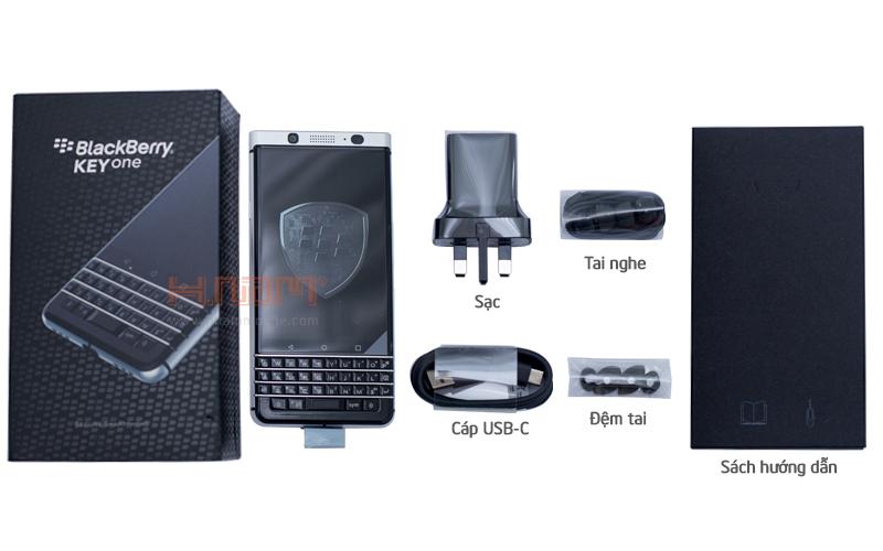 BlackBerry KEYone hình sản phẩm 0
