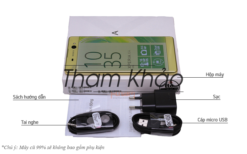 Sony Xperia XA Ultra 3Gb Ram F3216 hình sản phẩm 0