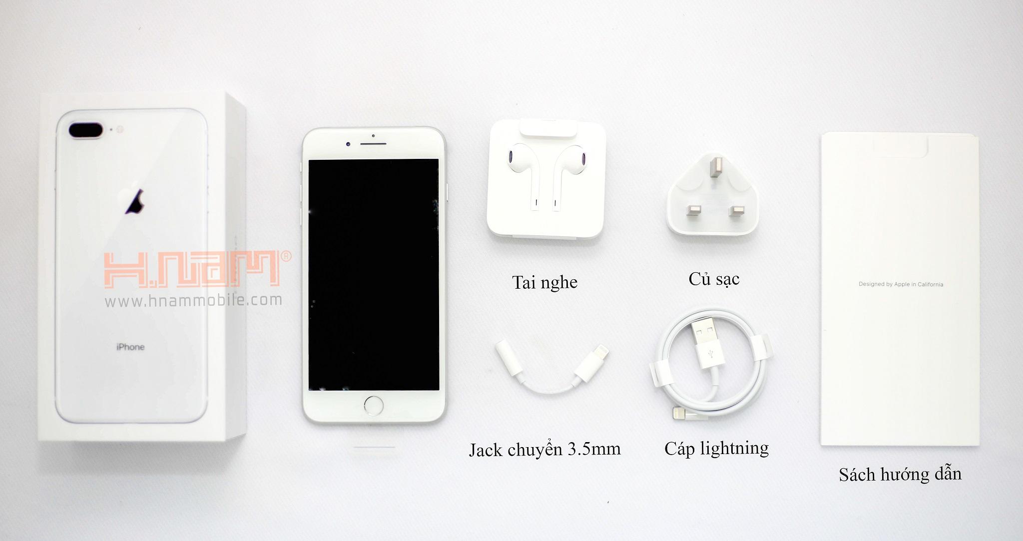 Apple iPhone 8 Plus 256Gb hình sản phẩm 1