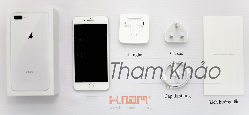 Apple iPhone 8 Plus 64Gb hình sản phẩm 0