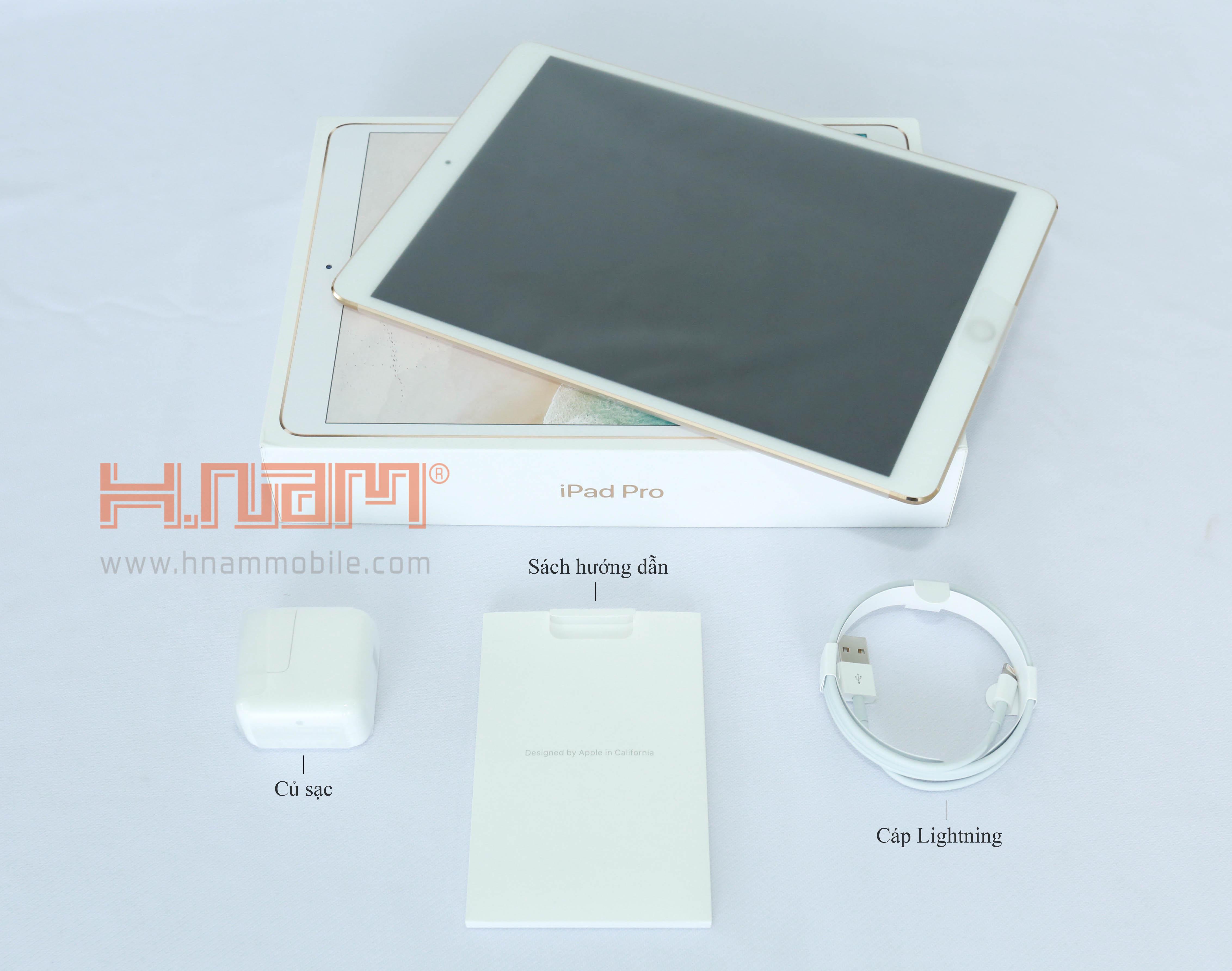 Apple iPad Pro 12.9 Cellular 256Gb hình sản phẩm 0
