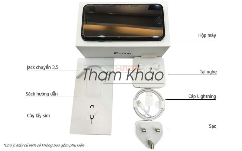 Apple iPhone 7 Plus 128Gb 97% hình sản phẩm 0