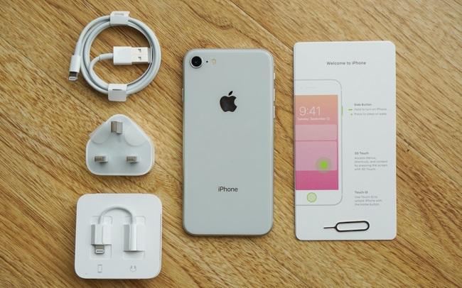 Apple iPhone 8 256Gb - hình sản phẩm 0