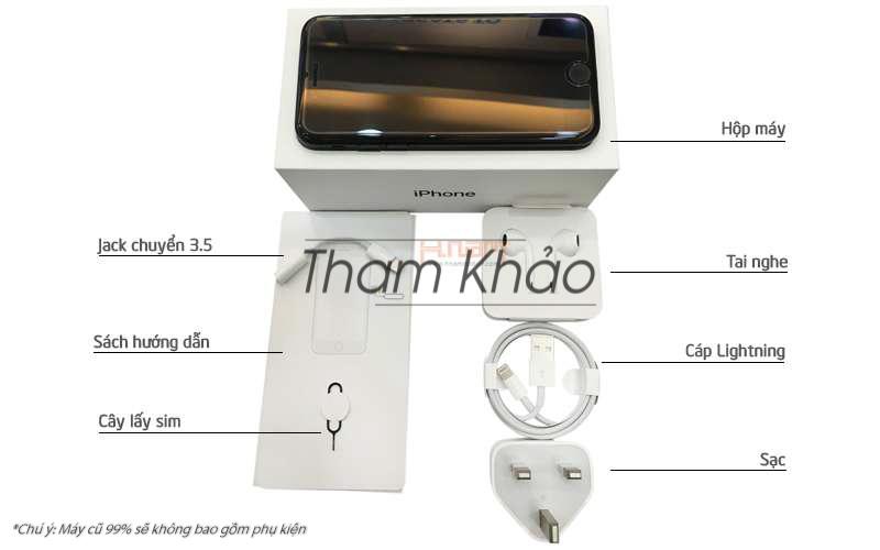 Apple iPhone 7 128Gb hình sản phẩm 0