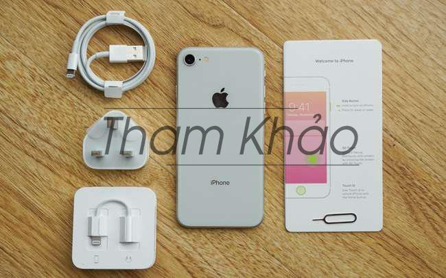 Apple iPhone 8 64Gb 97% hình sản phẩm 0