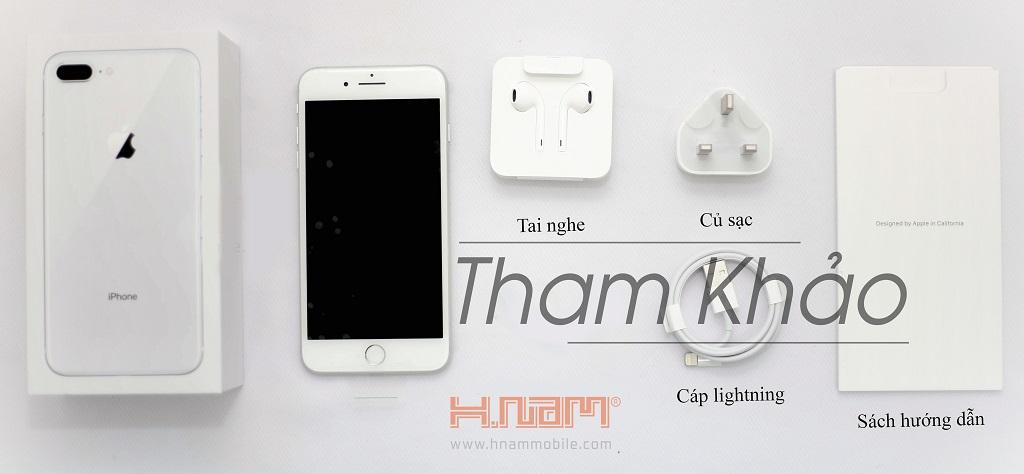 Apple iPhone 8 Plus 256Gb New 100% - Trôi bảo hành hình sản phẩm 0