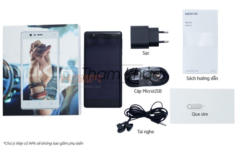 Nokia 3 hình sản phẩm 3