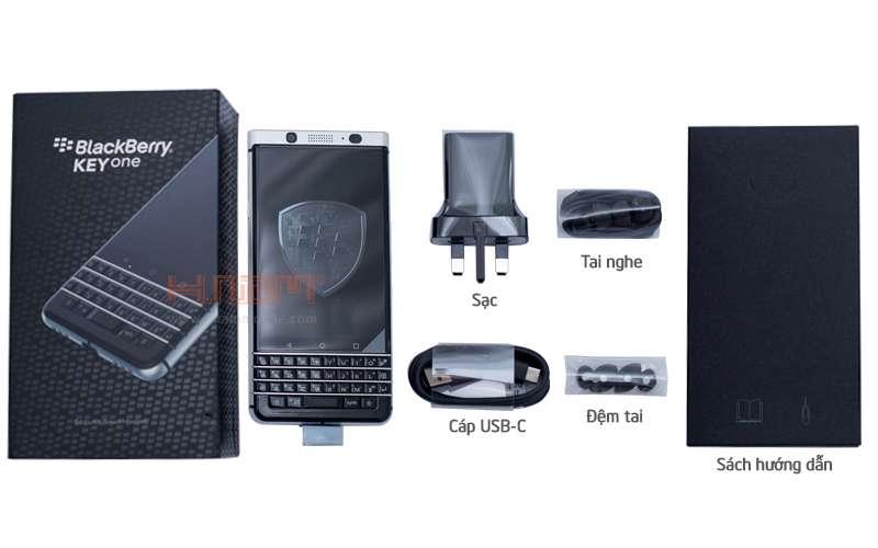 BlackBerry KEYone Bronze Edition hình sản phẩm 1