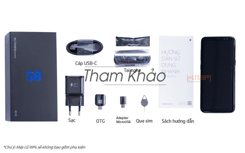 Samsung S8 plus 64GB ( 654 LHP) hình sản phẩm 0