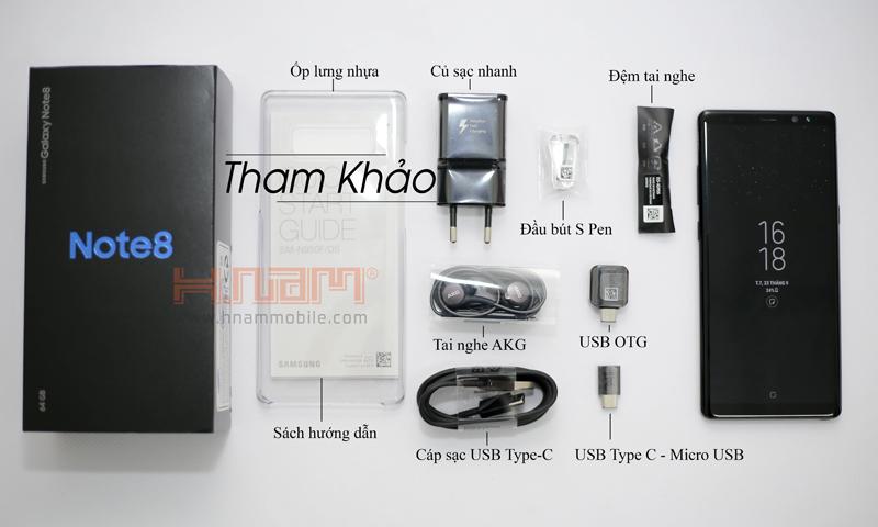 Samsung Galaxy Note 8 64Gb N950(USA) Like New hình sản phẩm 0