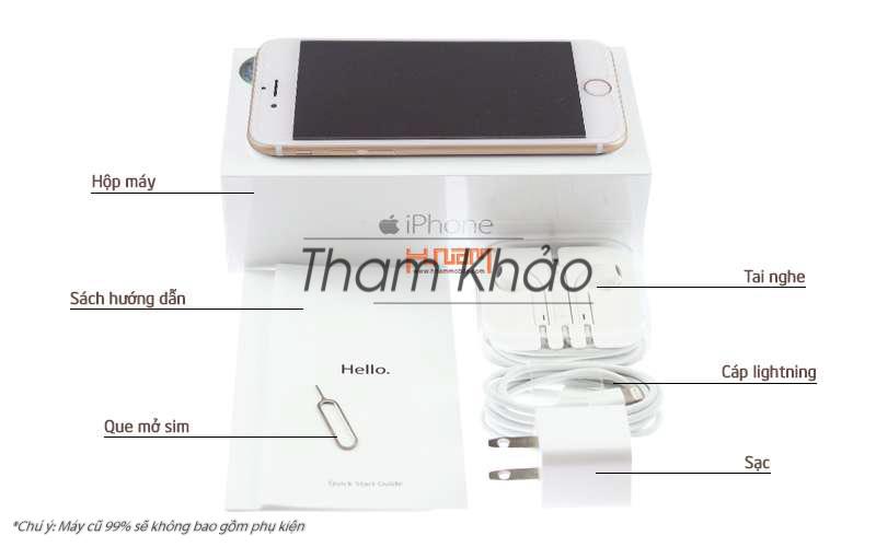 Apple iPhone 6S Plus 128Gb hình sản phẩm 0