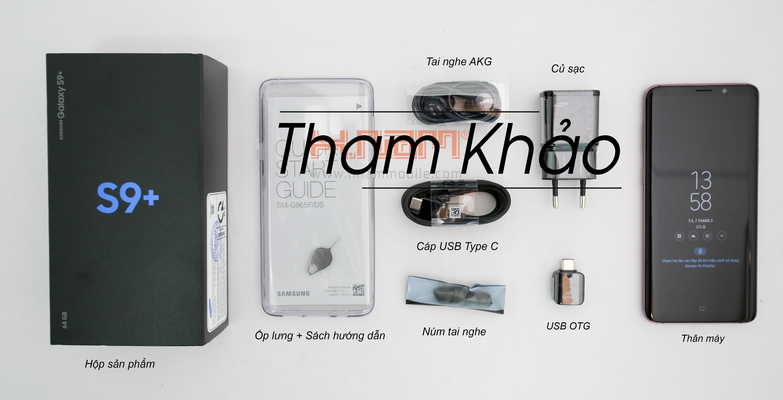 Samsung Galaxy S9 Plus G965F 256Gb hình sản phẩm 0