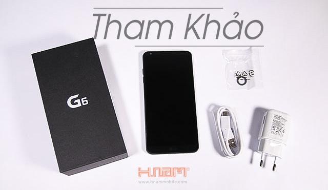 LG G6 hình sản phẩm 0