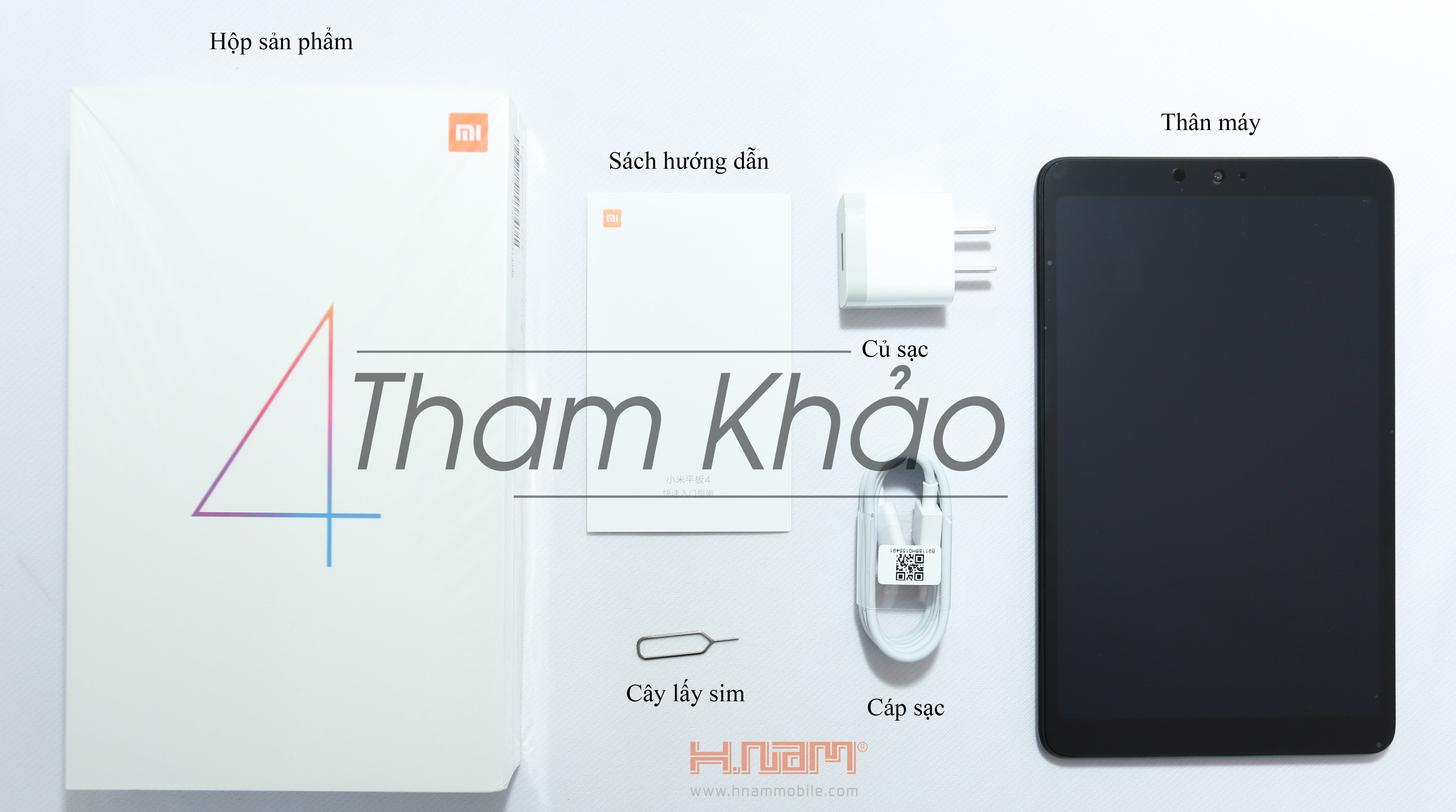 Xiaomi Mi Pad 4 Plus LTE 64Gb Ram 4Gb hình sản phẩm 0