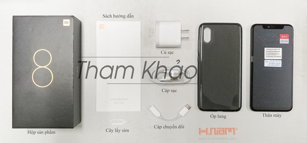 Xiaomi Mi 8 Pro 128Gb Ram 6Gb hình sản phẩm 0