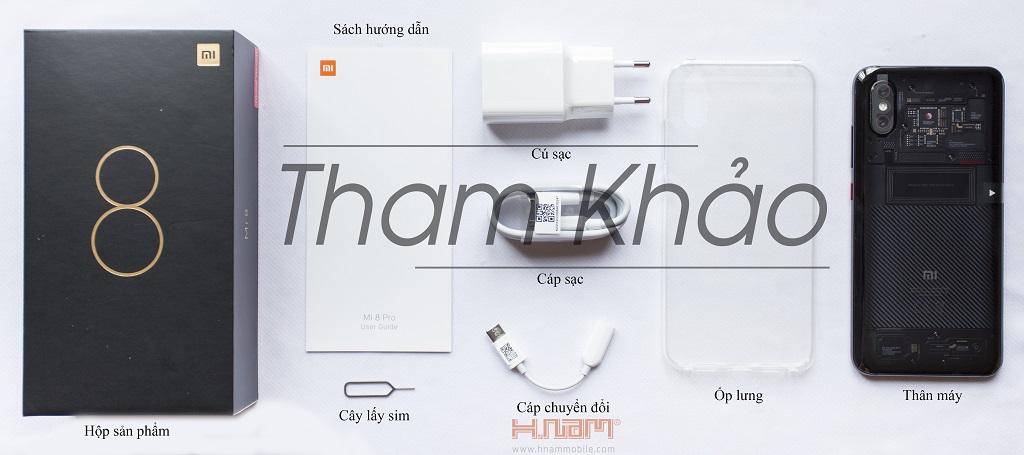 Xiaomi Mi 8 Pro 128Gb Ram 8Gb hình sản phẩm 0