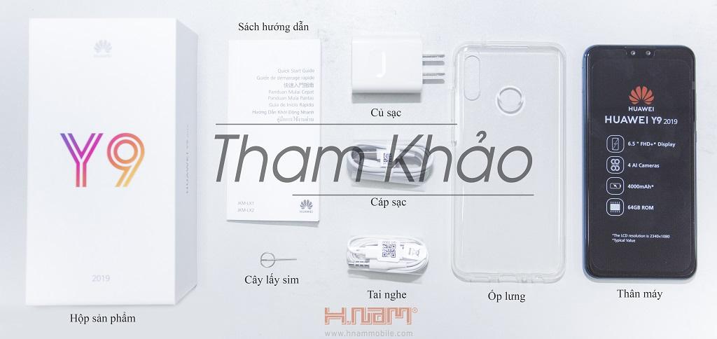 Huawei Y9 2019 hình sản phẩm 0