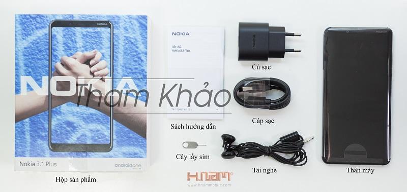Nokia 3.1 Plus hình sản phẩm 0