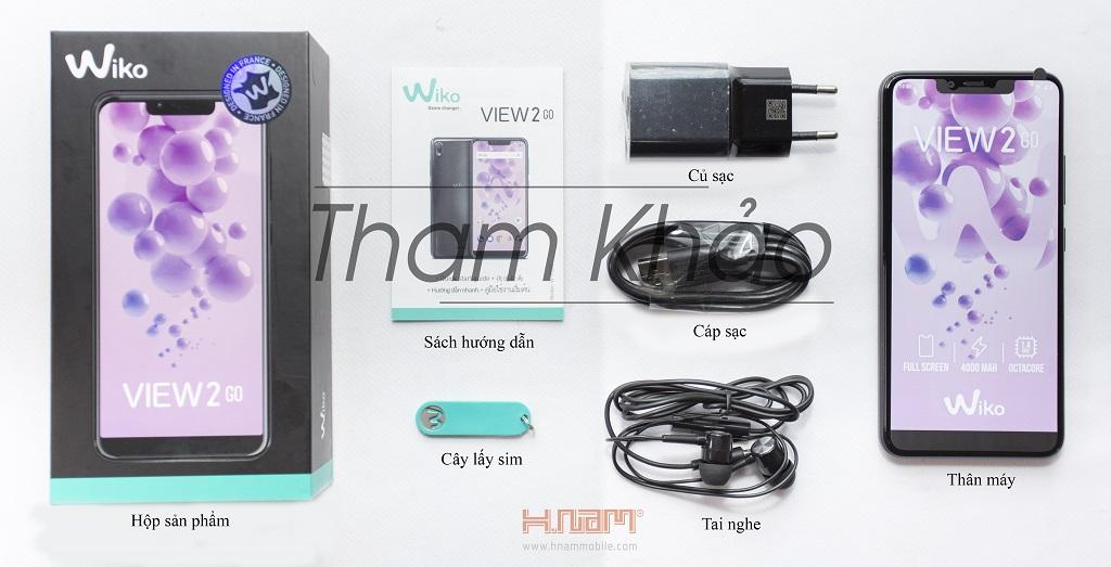Wiko View 2 Go hình sản phẩm 0