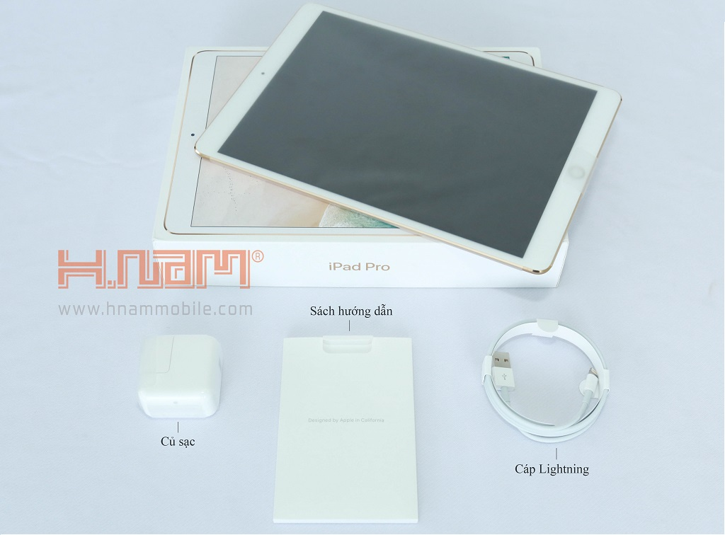 Apple iPad Pro 9.7 Cellular 128Gb CPO (Certified Pre-Owned) 2017 hình sản phẩm 0