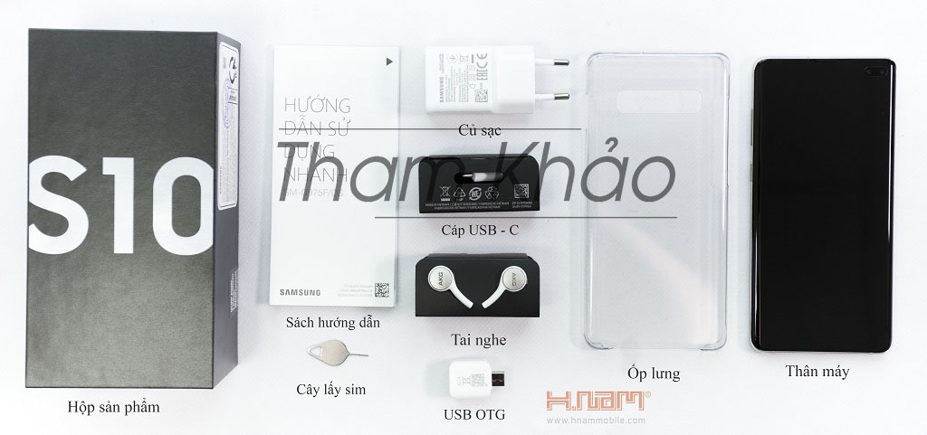 Samsung Galaxy S10 G973 hình sản phẩm 0