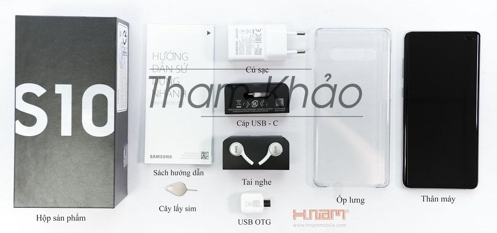 Samsung Galaxy S10 G973 hình sản phẩm 5