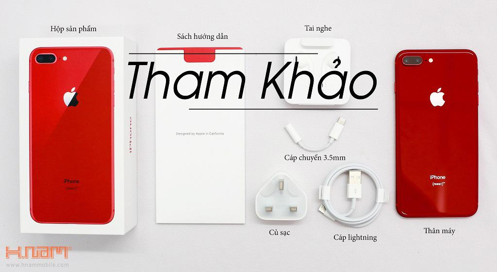 Apple iPhone 8 Plus 64Gb Red New 100% - Trôi bảo hành hình sản phẩm 0
