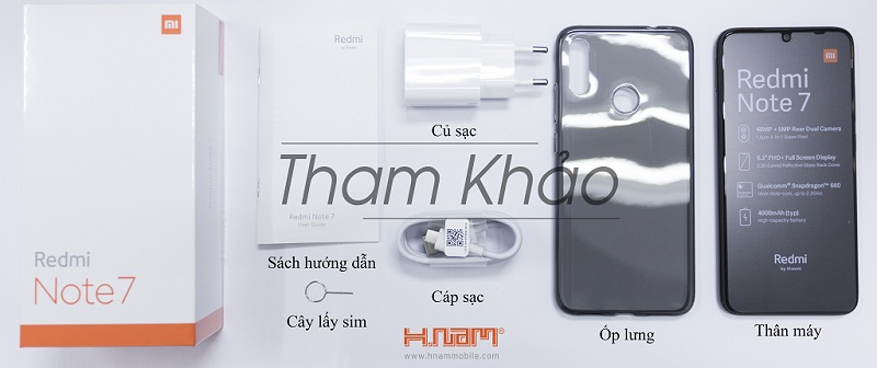 Xiaomi Redmi Note 7 64Gb Ram 4Gb hình sản phẩm 0