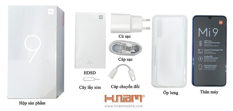 Xiaomi Mi 9 64Gb Ram 6Gb hình sản phẩm 0