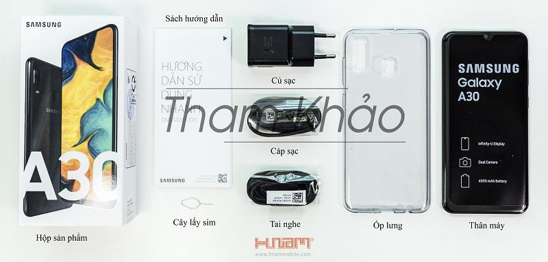 Samsung Galaxy A30 A305 hình sản phẩm 0