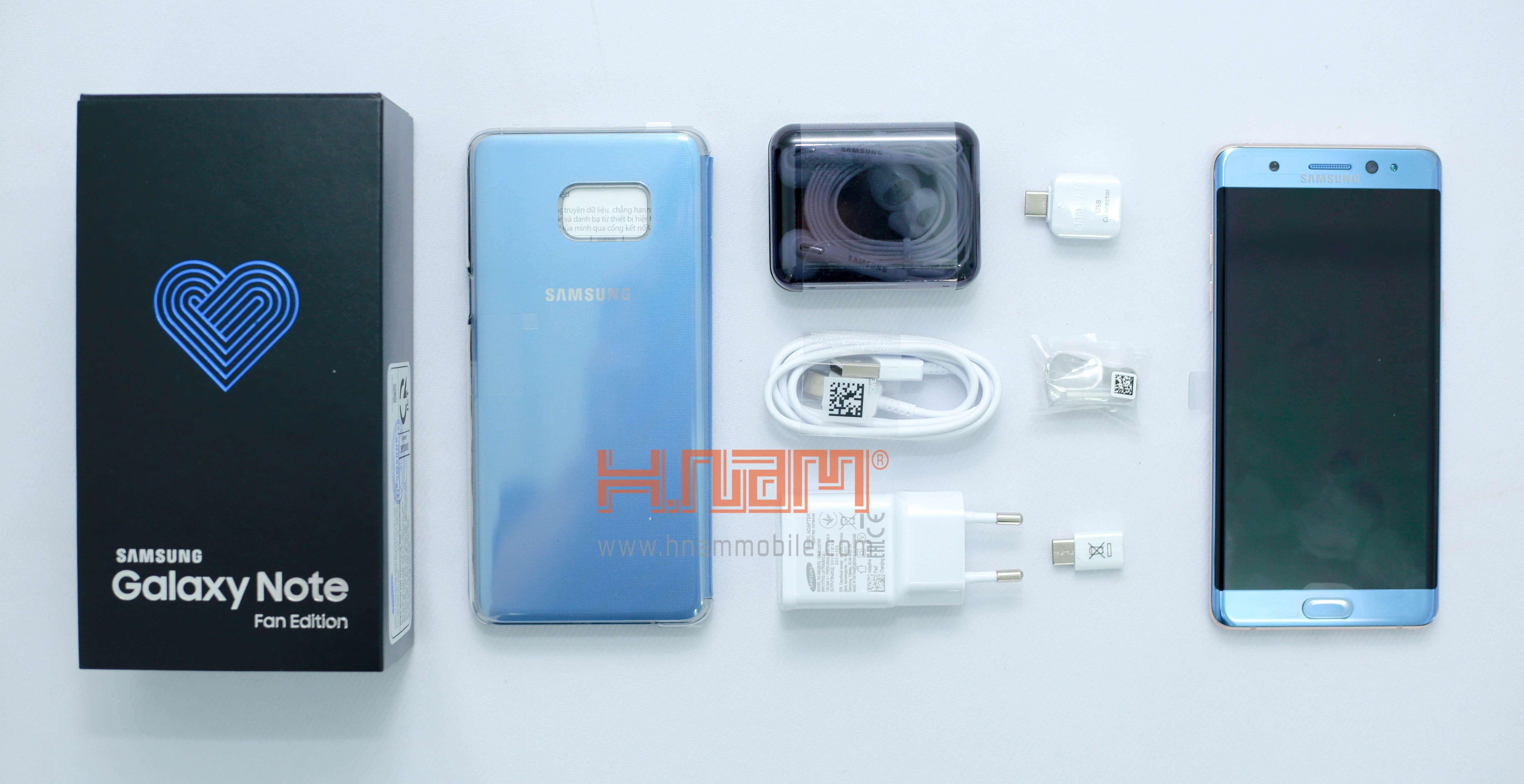 Samsung Galaxy Note FE 64Gb Hàn Quốc () hình sản phẩm 0