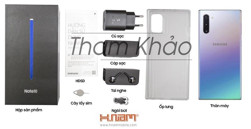 Samsung Galaxy Note 10 N970 256GB ( Đã kích hoạt ) hình sản phẩm 0
